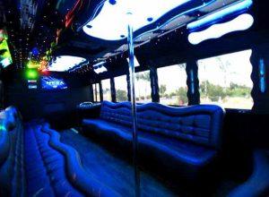 40 people party bus Auburn