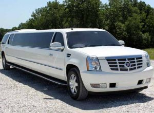 Cadillac Escalade limo West Raleigh