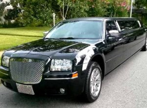 Chrysler 300 limo service Blands