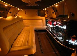 Lincoln limo party rental Wake Forest