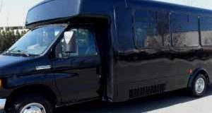 Prom & Homecoming Party Bus Rental near Raleigh
