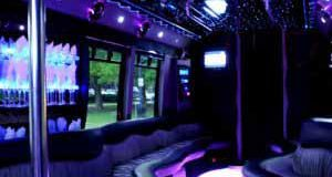 Raleigh Wedding Party Bus Rentals