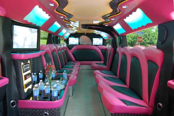 Limo Service In Raleigh NC - Pink hummer limo los angeles